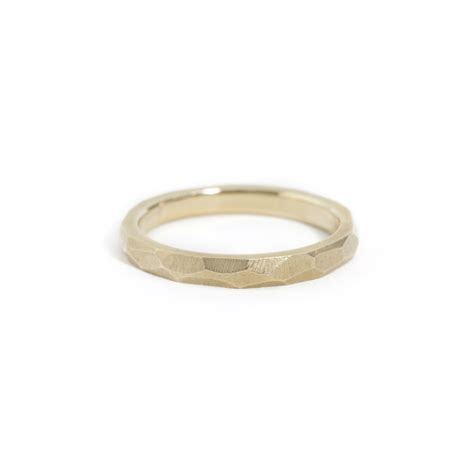 Handmade Wedding Band - simple handmade wedding band by kendra renee