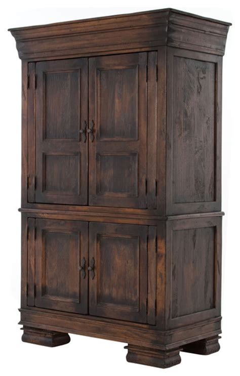 Armoire Wardrobes by Ellis Armoire Traditional Armoires And Wardrobes By
