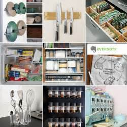 20 tips and tools for kitchen organization and storage