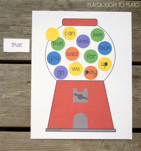 printable games to play with spelling words free sight word games playdough to plato