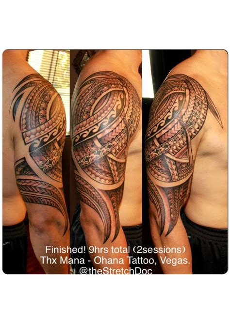 tribal tattoos las vegas 31 best tribal tattoos oberarm images on