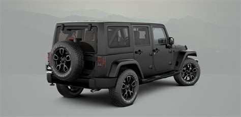 jeep smoky mountain rhino jeep wrangler gets a more special editions before