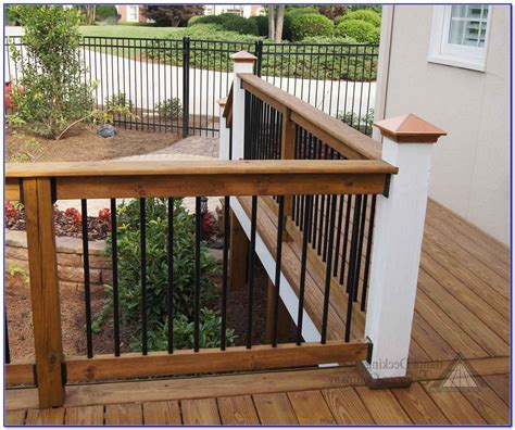 deck railing ideas deck railing design ideas