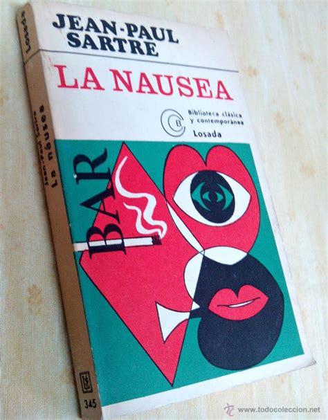 libro la nusea libro la nausea jean paul sartre comprar libros cl 225 sicos en todocoleccion 54264505