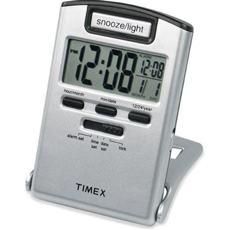timex travel alarm clock more rewards