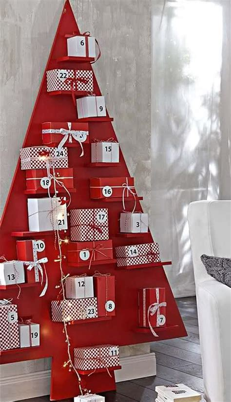 25 beautiful christmas advent calendar ideas home design