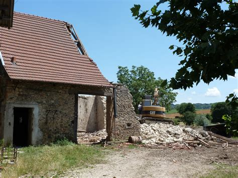 Demolition Grange by Entreprise De D 233 Molition La Tour Du Pin D 233 Blair Gravat