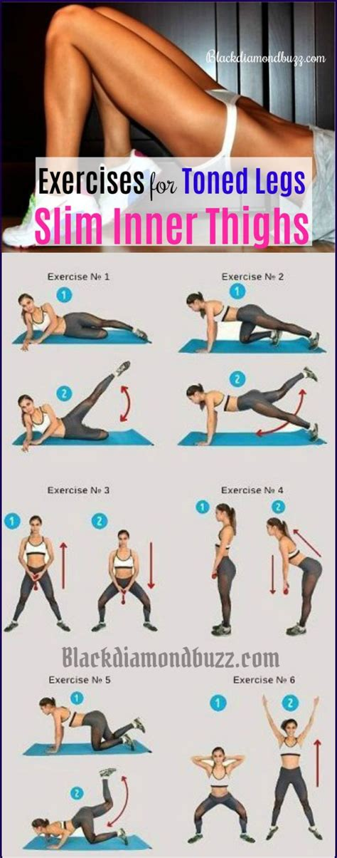workouts plans best exercise for slim inner thighs and