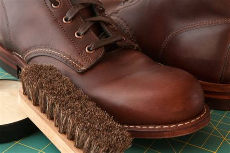 how to care for and protect your leather boots and shoes