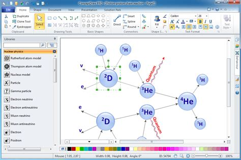 physics drawing software free physics solution conceptdraw