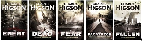 the series books series giveaway 5 books the enemy by higson