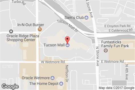 Tucson Mall Gift Card - mall hours address directions tucson mall