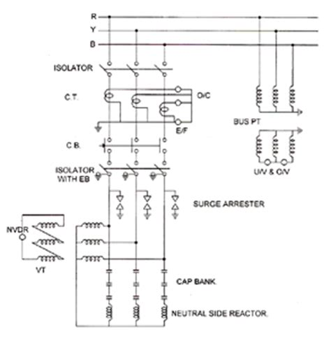 capacitor bank symbol capacitor bank schematic diagram get free image about wiring diagram