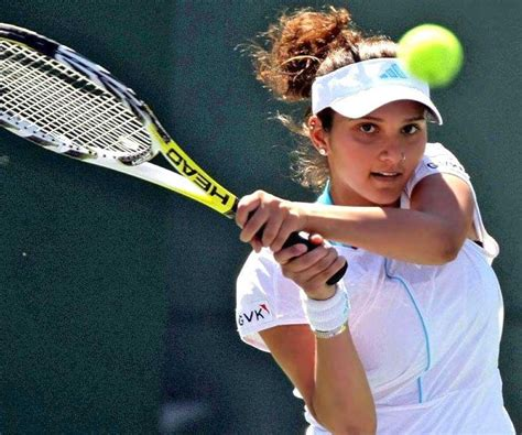 biography sania mirza sania mirza biography childhood life achievements