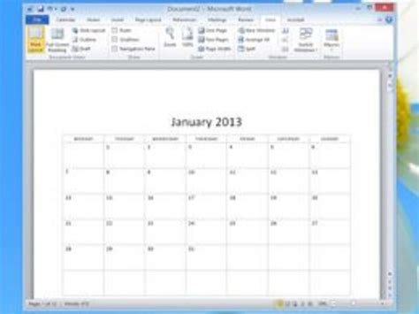 how to make a calendar in word 2007 how to insert a functional calendar in ms word techwalla