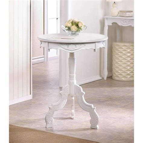 shabby chic pedestal table best 25 pedestal tables ideas on