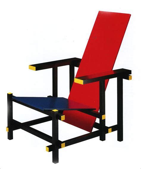 sedia rietveld la sedia rossa di gerrit rietveld 1919