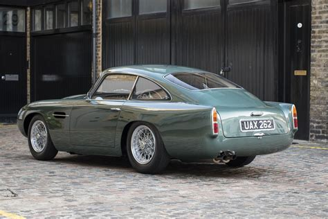 Aston Martin Db4 Gt by Aston Martin Db4 Gt 1960