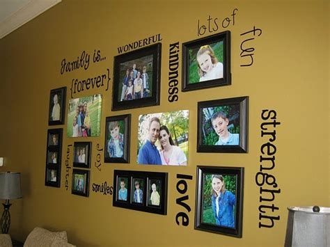 family picture wall family pictures wall picture this