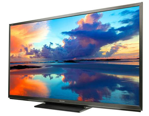 Tv Sharp New sharp s new tvs let you surf the web and tv at the