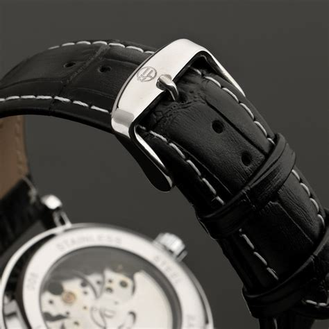 Jam Tangan Skmei Analog Pilot Design 9137cl ess luxury leather automatic mechanical wm393 black silver jakartanotebook