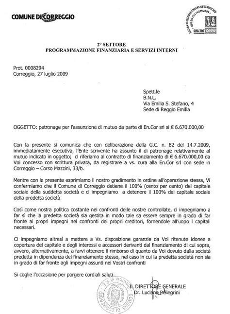 lettere di patronage scandalo encor correggio condannata a pagare 14 milioni a
