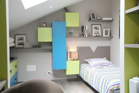 chambre ado vert et gris best chambre vert et gris photos design trends 2017