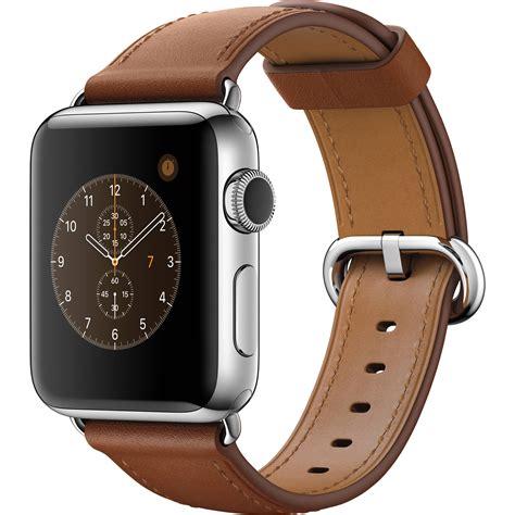New Apple Stainless Brackelet Iwatch Series 1 2 3 apple series 2 38mm smartwatch mnp72ll a b h photo