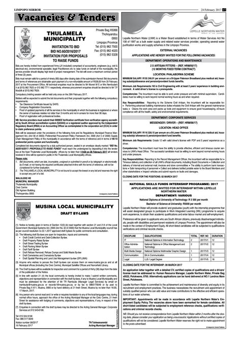 puff and pass cover letter 24 february 2017 limpopo mirror by zoutnet issuu