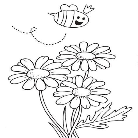 disegni fiori da ritagliare fiori da colorare e ritagliare