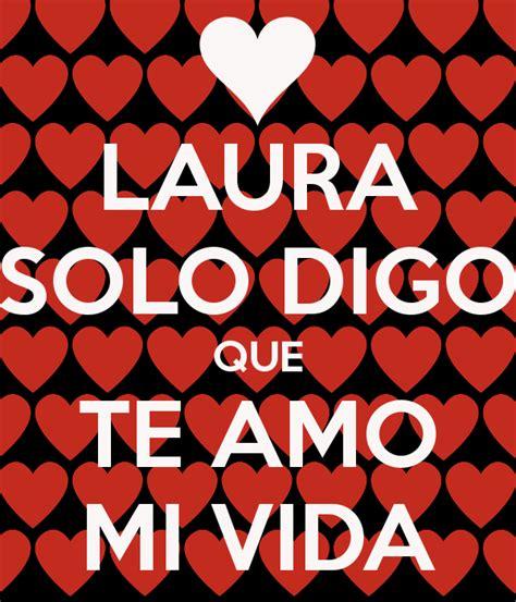 Imagenes De Te Extraño Laura | im 225 genes de te quiero laura imagui