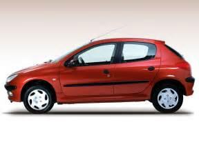 peugeot car names peugeot 206 5 doors specs 2002 2003 2004 2005 2006