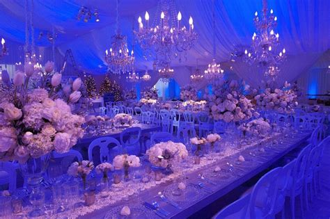 Winter Wonderland Wedding Decor - a magical winter wonderland wedding sacks productions