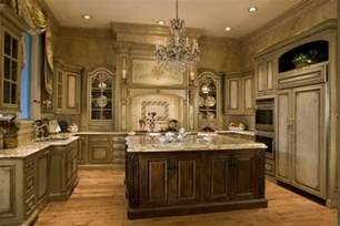 Luxurious Kitchen Cabinets 18 Luxury Traditional Kitchen Designs That Will Leave You Breathless