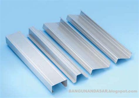 Reng Baja Ringan 0 45 ukuran ketebalan dan cara memilih baja ringan untuk atap