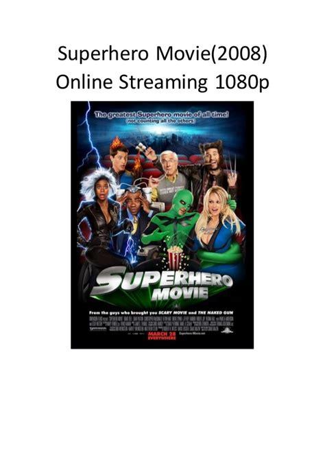 film streaming cb superhero movie 2008 online streaming 1080p comedy