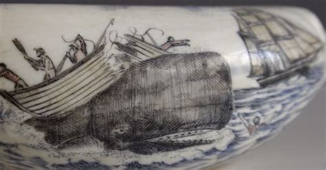 scrimshaw an form travel photos by galen r beautiful scrimshaw whaling boat depiction bone ink