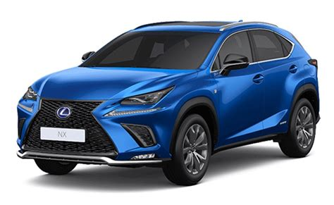 Lexus New Car by Lexus Nx 300h Luxury Price Features Car Specifications