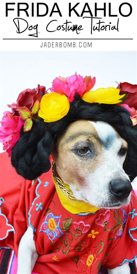 Dont Miss The Best Canine Costumes Onpeoplecom by Frida Kahlo Costume Diy Costume