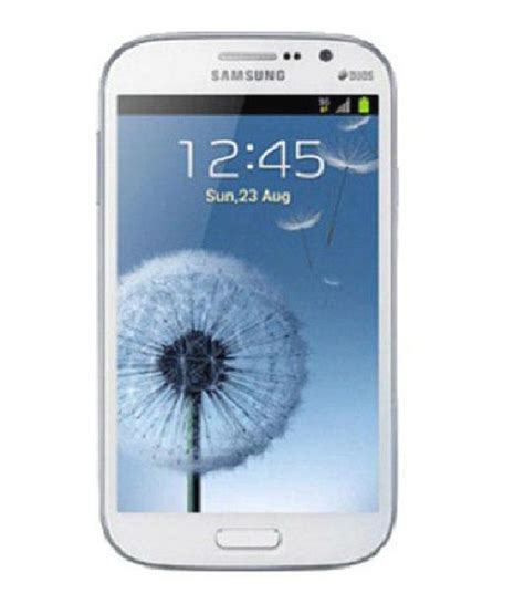 Samsung Grand Duos I9082 Power On samsung galaxy grand duos i9082 8gb white mobile phones at low prices snapdeal india