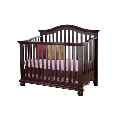 Sorelle Vista Crib by Vista 4 In 1 Baby Crib In Espresso 261 E