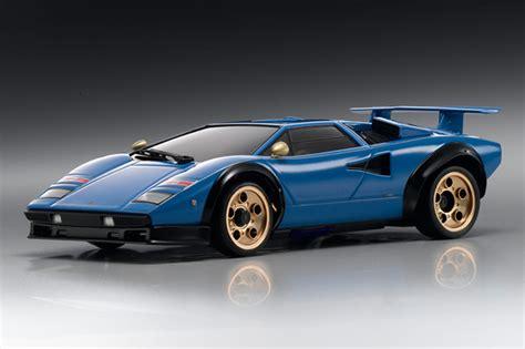 Z Lamborghini Kyosho Mini Z Lamborghini Countach Lp500s Mr 02 Rml