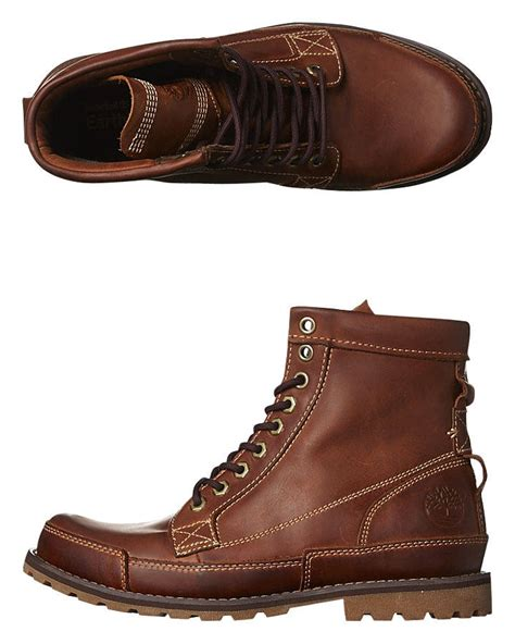 Original Shoes Hummer Boot new timberland shoes earthkeepers originals leather boot brown footwear ebay