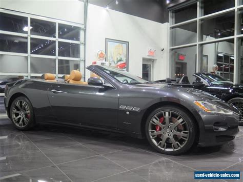 How Much Is A Maserati Granturismo by 2012 Maserati Gran Turismo For Sale In Canada