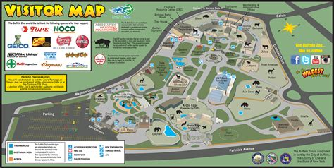 zoo map birthday at the zoo of acadiana image inspiration of cake and birthday decoration