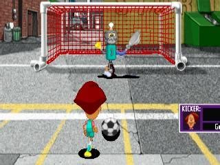 Backyard Soccer Ps1 by Backyard Soccer U Iso