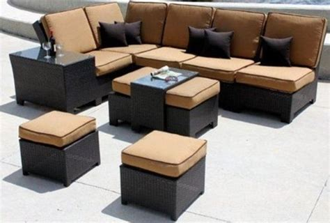 sectional outdoor furniture clearance graceful sectional patio furniture clearance