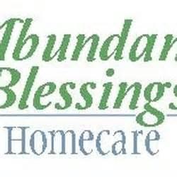 abundant blessings homecare home health care milton