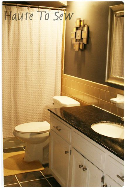 cheapest way to redo bathroom cheap bathroom remodel for the home pinterest