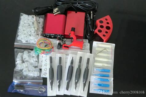 professional rotary tattoo kits new arrival pro complete kit dragonfly rotary